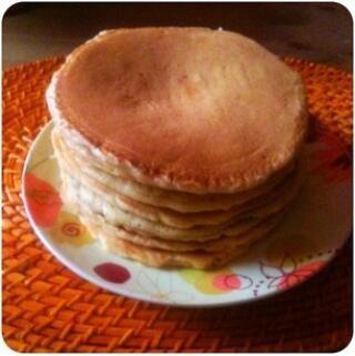 pancakes fleur oranger ilovemanger