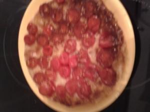 tarte tatin tomates