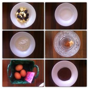 ingredients moelleux nutella