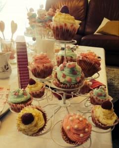 cupcakes divers