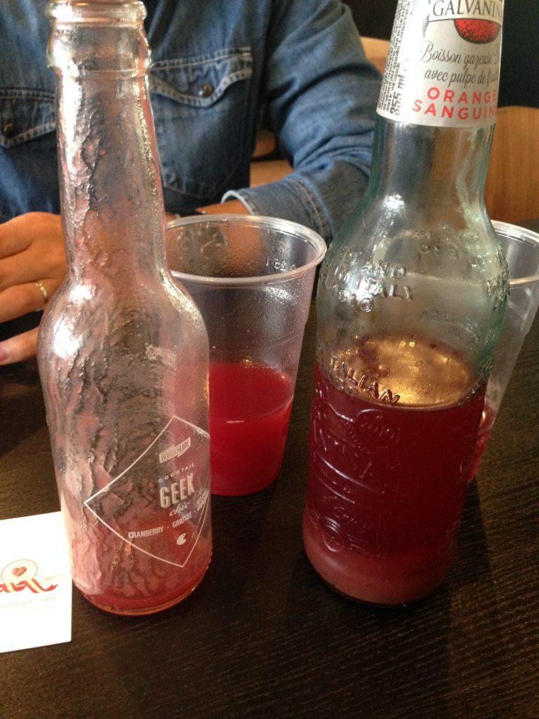 Les bonnes boissons
