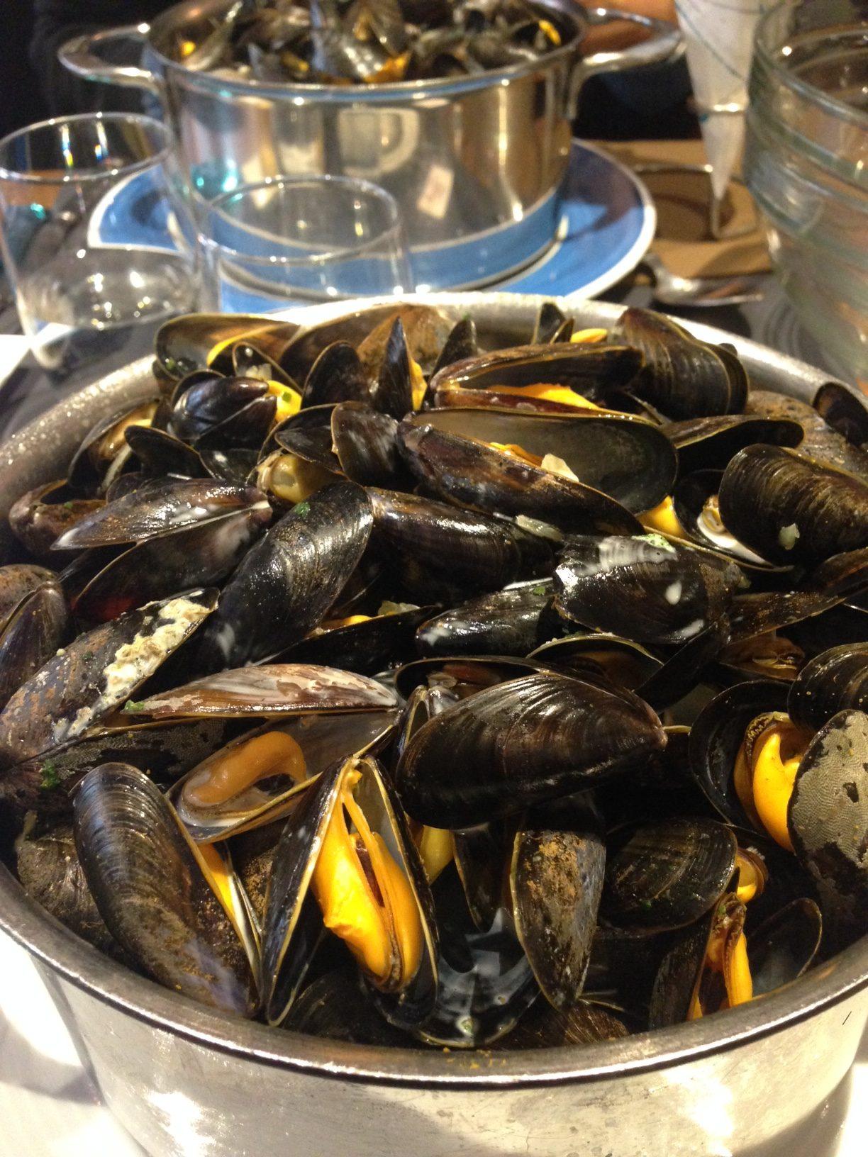 Le vivier restaurant de poissons i love manger for Vivier a poisson