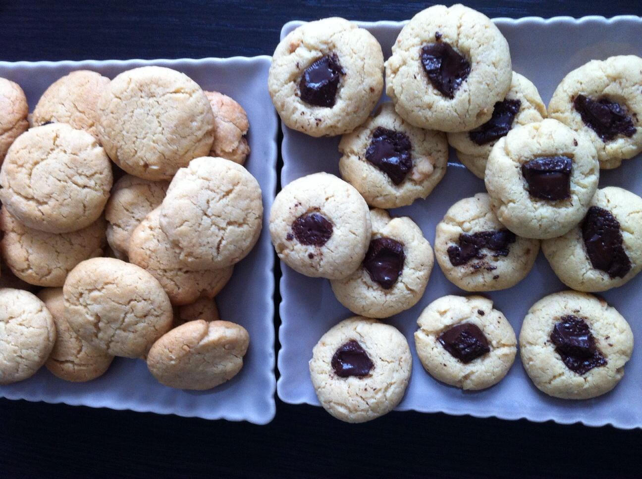 Cookies au beurre de cacahuète – i love manger